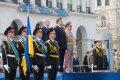 Президент посетил 169-й учебный центр Сухопутных войск Вооруженных Сил Украины