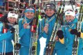 Черниговские биатлонисты завершили чемпионат мира с серебром и бронзой!