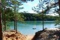 Самооборона Черниговской области задержала милиционера-дебошира на Голубых озерах