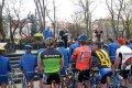 В Чернигове встречали участников международного велопробега