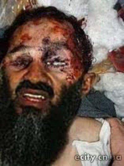 Усама бен Ладен убит выстрелом в голову