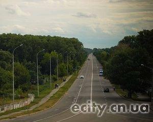 Трассу Чернигов-Киев отремонтируют за европейские деньги