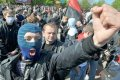 Львовский облсовет призвал смести власть Януковича на свалку истории
