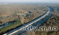 """В Европе 7 июня запустили первый поезд на солнечной энергии. Первый """"зеленый"""" поезд курсирует по маршруту Париж - Амстердам."""
