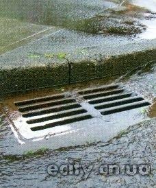 Ливневая канализация Чернигова