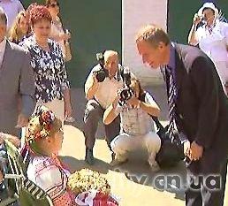 Посол Великобритании поздравил с 15-летием центр реабилитации «Возрождение»