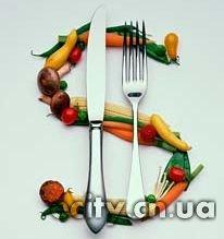 Расходы населения Черниговской области на продукты питания