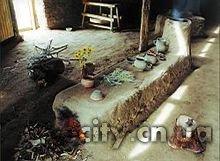 Курная русская печь, используемая в Древней Руси и долгое время была прообразом известной «русской печи»