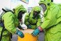 В Черниговской области продолжается работа по вывозу ядохимикатов