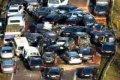 Страшное ДТП в Германии. В аварии столкнулось более 50 машин. ФОТО. ВИДЕО