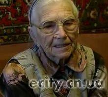 Жительница Чернигова Евгения Петровна Макарова
