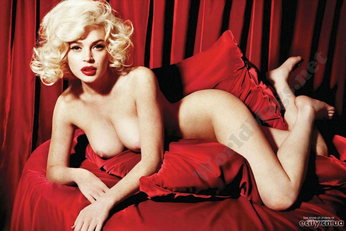 Lindsay lohan the nude