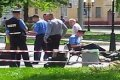 В центре Чернигова заложили бомбу. ФОТО. ВИДЕО