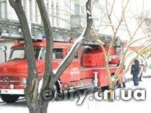 Пожар в Чернигове