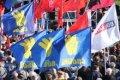 """Акция """"Вставай, Украина!"""" в Чернигове. ФОТО"""