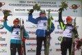 Черниговец Артем Тищенко получил две медали на чемпионате Европы по биатлону