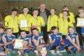 В Черниговской области прошли соревнования по волейболу среди женских команд