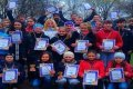 В Чернигове прошла спартакиада школ по спортивному ориентированию 2013-2014. ФОТО