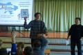 В школах Чернигова проходят лекции-презентации на экологическую тематику