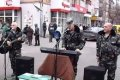 В Чернигове афганцы пели и собирали деньги. ВИДЕО