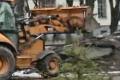 В Чернигове проходит реконструкция парка по проспекту Мира