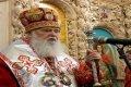 Патриарх Филарет в Чернигове освятил новый иконостас Екатерининской церкви. ФОТО