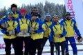 Черниговские паралимпийцы выступили на Кубке мира по зимним видам спорта
