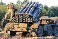 Боевые стрельбы артиллеристов в Черниговщской области. ФОТО
