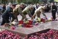 День города и 74-я годовщина освобождения Чернигова от нацистских захватчиков. ФОТО