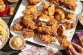 В Британии из-за нехватки курятины закрыли сеть фастфудов KFC