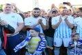 Победный матч «Десны» в Чернигове собрал на трибунах почти 11 000 болельщиков. ФОТО