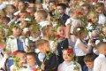 1 сентября в Чернигове и начало нового учебного года в школах города. ФОТО
