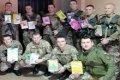 Черниговских бойцов на передовой поздравили с Днем святого Николая. ФОТО