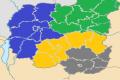 В Черниговской области ликвидируют 18 районов