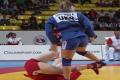 В Черниговской области Нежинка стала чемпионкой мира по самбо