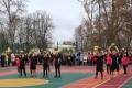 На Черниговщине построили первую мультифункциональную спортивную площадку