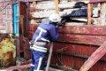 За прошедшие сутки пожарные Черниговской области спасли 64-летнюю женщину и ликвидировали 9 пожаров