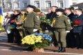 В Чернигове почтили память героев Дебальцево. ФОТО