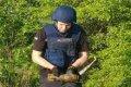 Черниговские пиротехники уничтожили минометную мину и артиллерийский снаряд