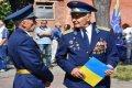 Встреча выпускников высшего военного авиационного училища летчиков в Чернигове. ФОТО