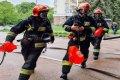 Обучение бойцов территориальной обороны в Чернигове. ФОТО