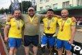 Черниговские полицейские завоевали призовые места в национальных соревнованиях «Игры непокоренных»