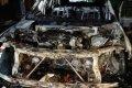 В Черниговской области подожгли автомобиль депутата облсовета