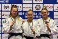 Черниговчанка Наталья Чистякова - серебряный призер Кубка Европы по дзюдо