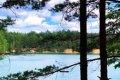 На Голубых озерах в Черниговской области возбудителей болезней в воде не выявили. ВИДЕО